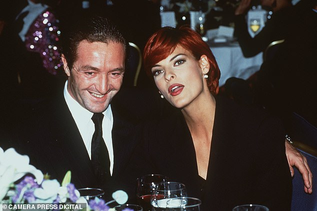 Linda Evangelista praises 'courage' of women accusing her ex-husband of rape or misconduct