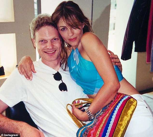 Liz Hurley says she 'loved' late ex Steve Bing 'very much' months after his suicide aged 55