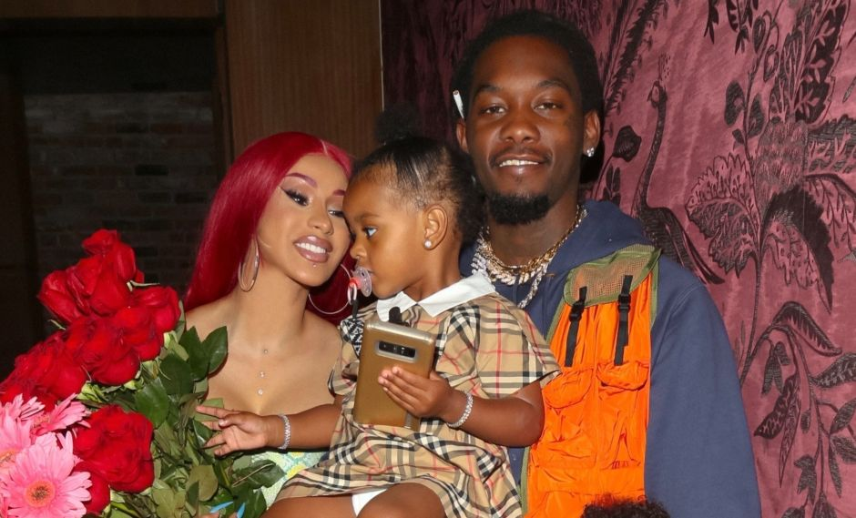 Look at the $ 8,000 Car Seat Cardi B's Daughter Has Offset | The NY Journal