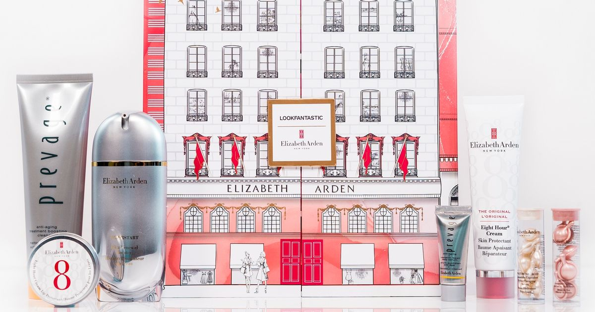 LookFantastic launches Elizabeth Arden beauty box worth £187 but yours for £60