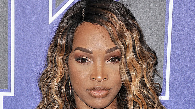 Malika Haqq Gushes That Son Ace, 6 Mos., Is The 'Happiest Baby' As Enjoys Bath Time With Dad — Watch