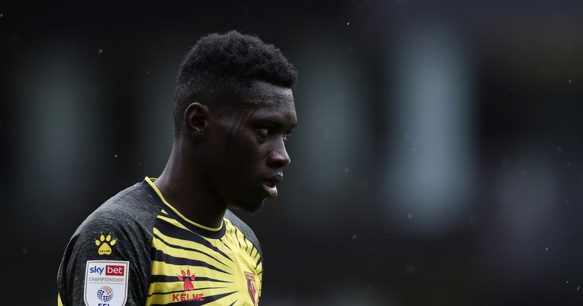 Man Utd make Sarr transfer decision with Watford winger still available to sign