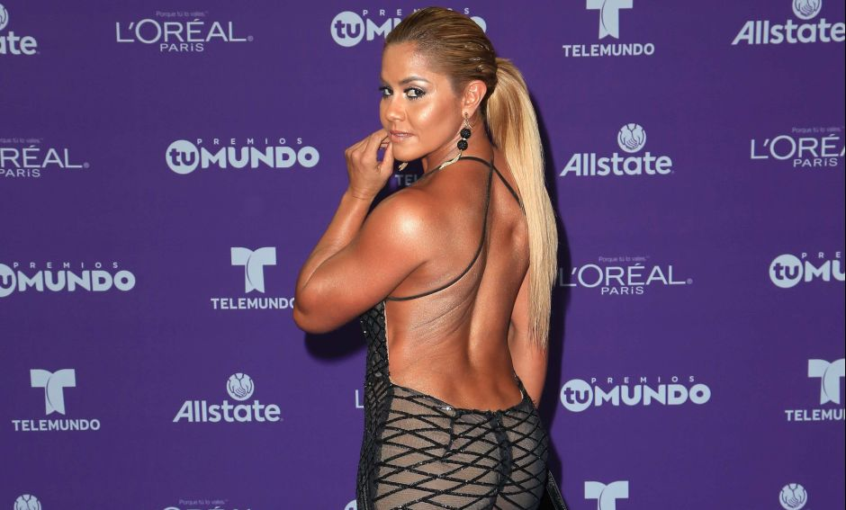 Maripily Rivera took it all off! to enjoy a day at the spa | The NY Journal