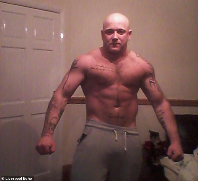 Martial arts thug, 38, convicted of murdering amputee grandfather