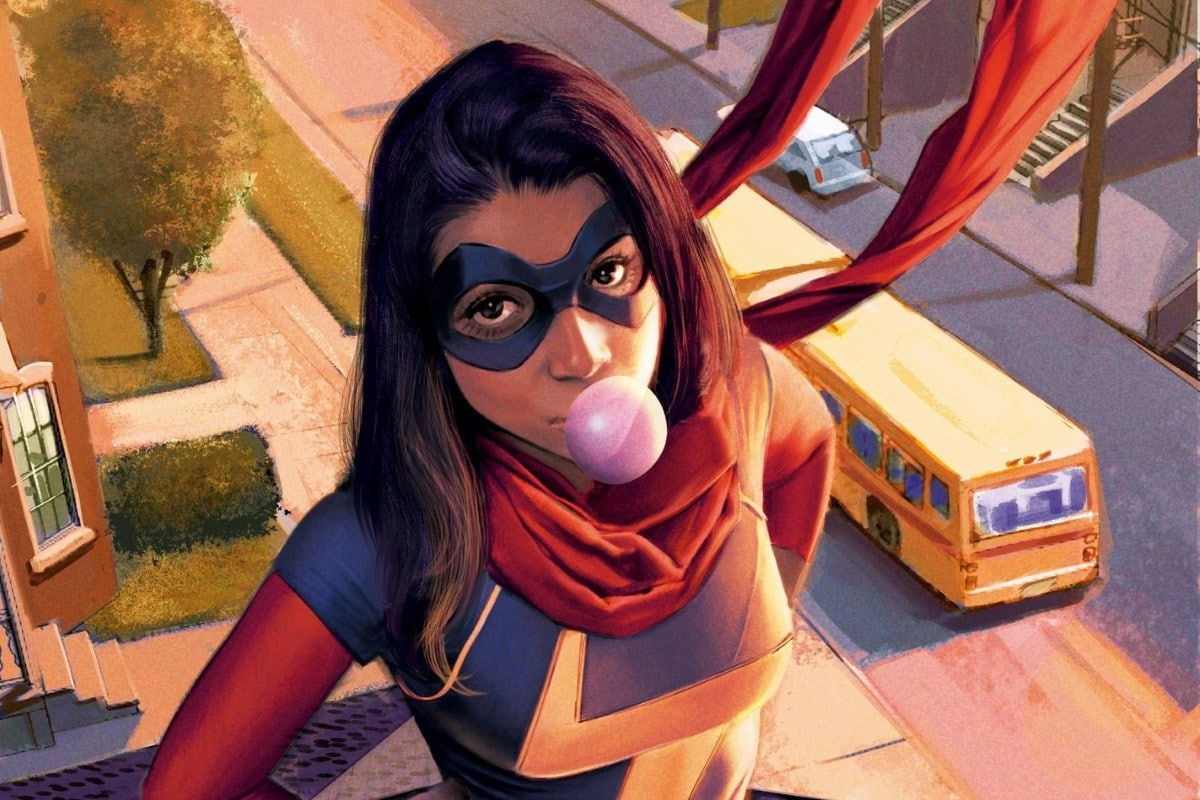 Marvel Has Found Its Ms. Marvel in Iman Vellani