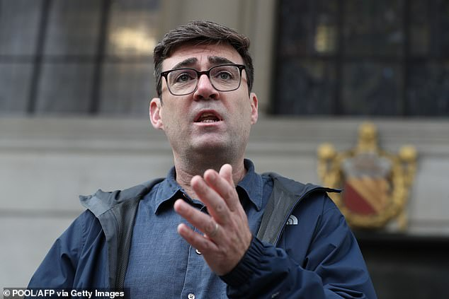 Mayor Andy Burnham blames Chancellor Rishi Sunak for being 'the problem' in Tier 3 lockdown row