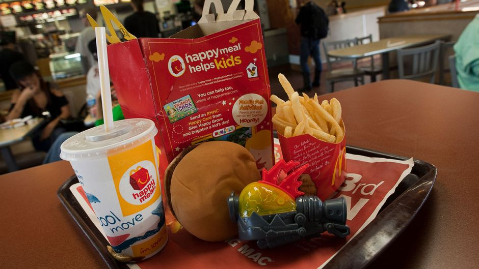 McDonald's made a major change to its Happy Meals   The NY Journal