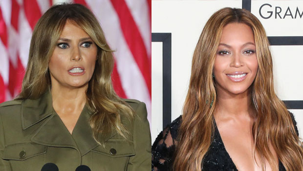 Melania Trump Shocked Beyoncé Was Featured On Cover Of 'Vogue', New Leaked Recording Reveals