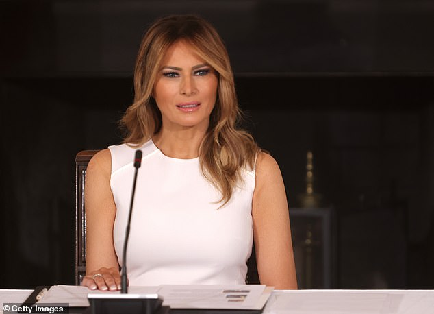 Melania Trump was 'surprised' that Vogue picked Beyoncé for its September 2018 issue