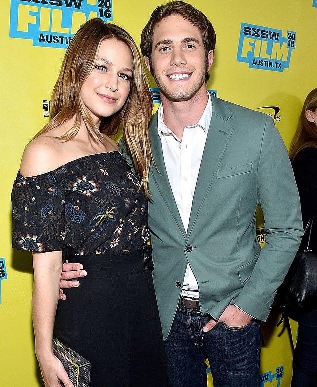 Melissa Benoist's ex Blake Jenner apologizes for 'emotionally, mentally and physically' abusing her