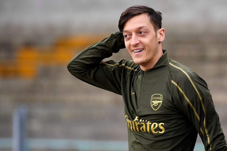 Mesut Özil receives from Arsenal more than $ 10 million for loyalty | The NY Journal