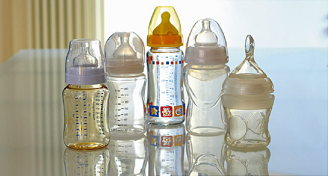 Microplastics Seeping Out of Baby Bottles: Study