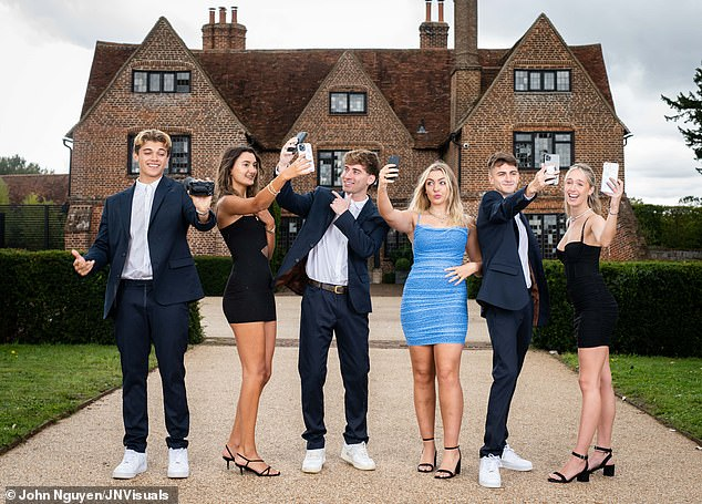 Middle-class wannabes who will do anything for 15 seconds of fame