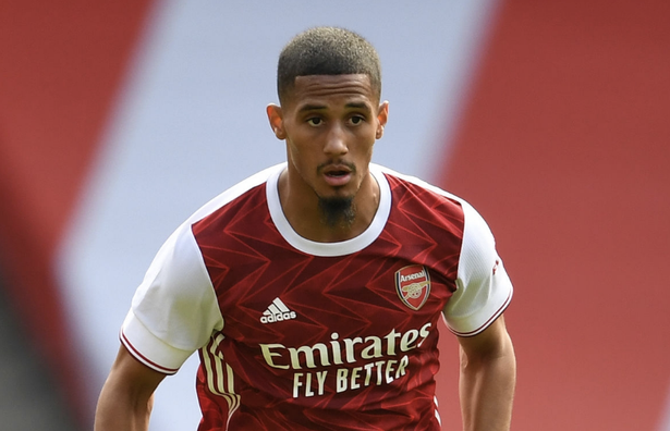 William Saliba could leave Arsenal to gain Premier League experience with Fulham