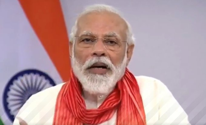 Modi: Dynastic corruption a major challenge for country