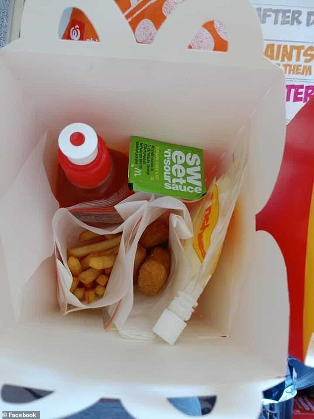Mum shares her simple recipe for the 'fakeaway McDonald's' she makes for her kids