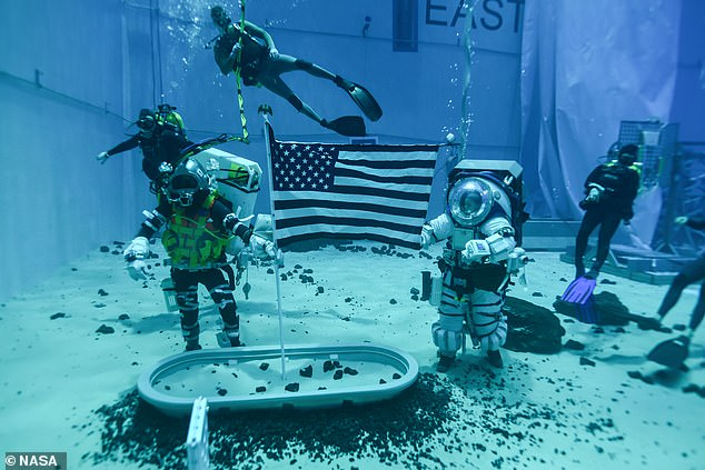 NASA starts testing new Artemis spacesuits and asks 'what would you pack for the Moon'?