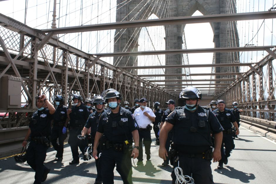 NYPD Announces Special Reinforcement of 1,000 Officers to Guard Polling Places in the Big Apple | The NY Journal