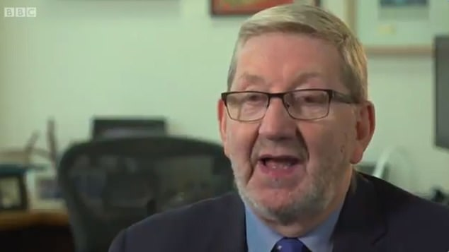 New Labour anti-Semitism row as Unite's Len McCluskey tells Peter Mandelson to 'count his gold'