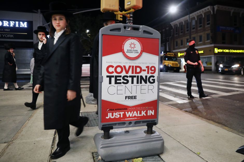 New York Has the Second Lowest Rate of Positive COVID-19 Cases in the Country | The NY Journal