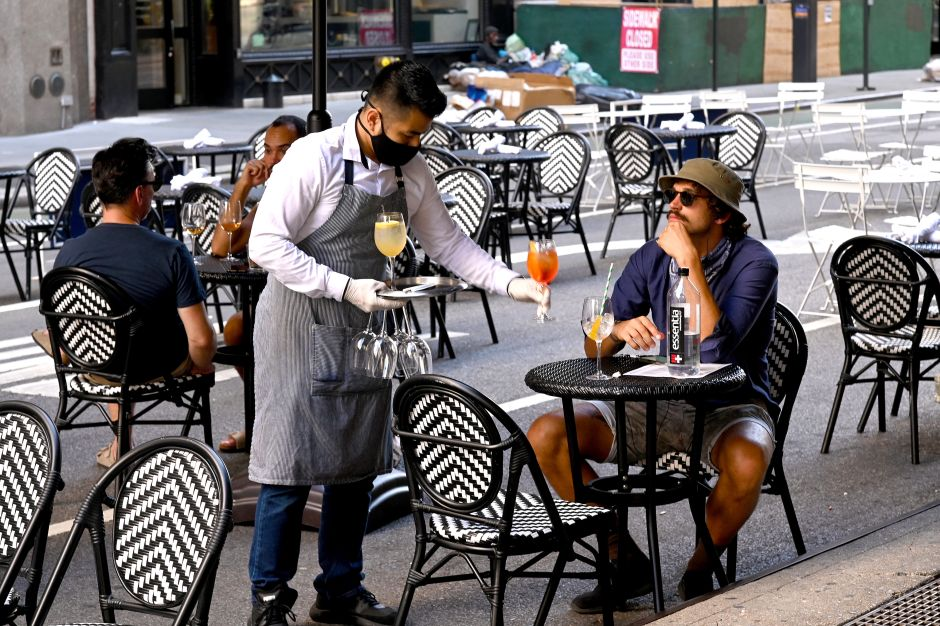 New law passed that makes outdoor service in NYC restaurants permanent | The NY Journal