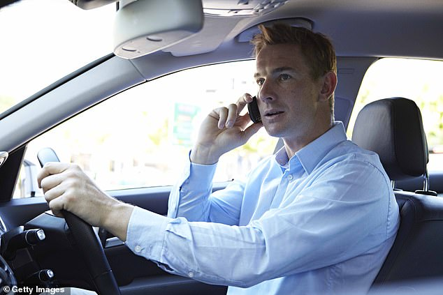 New law will see drivers fined £200 and given six points if they use their phone