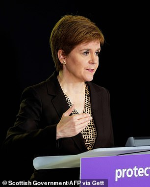 Nicola Sturgeon faces demands to join Margaret Ferrier recall bid