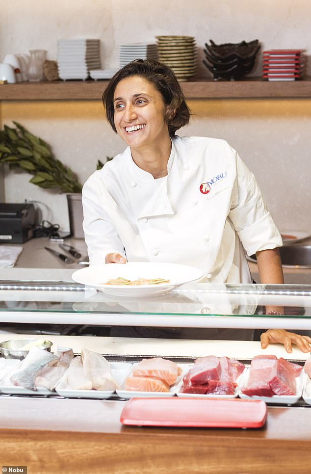 Nobu's first ever female head chef reveals the sushi faux pas you've been making