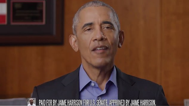 Obama records election ads ahead of full-scale campaign event in Philadelphia tomorrow