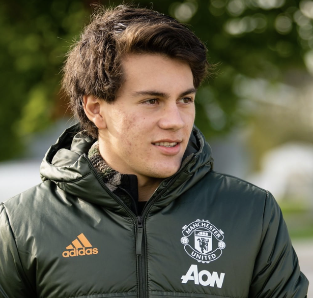 While 18-year-old Facundo Pellistri may not be part of Solskjaer's immediate plans