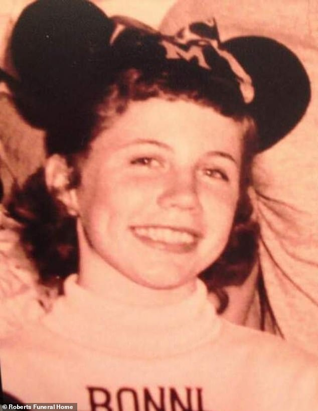 Original Mickey Mouse Club 'Mouseketeer' Bonni Lou Kern passes away at 79 from natural causes
