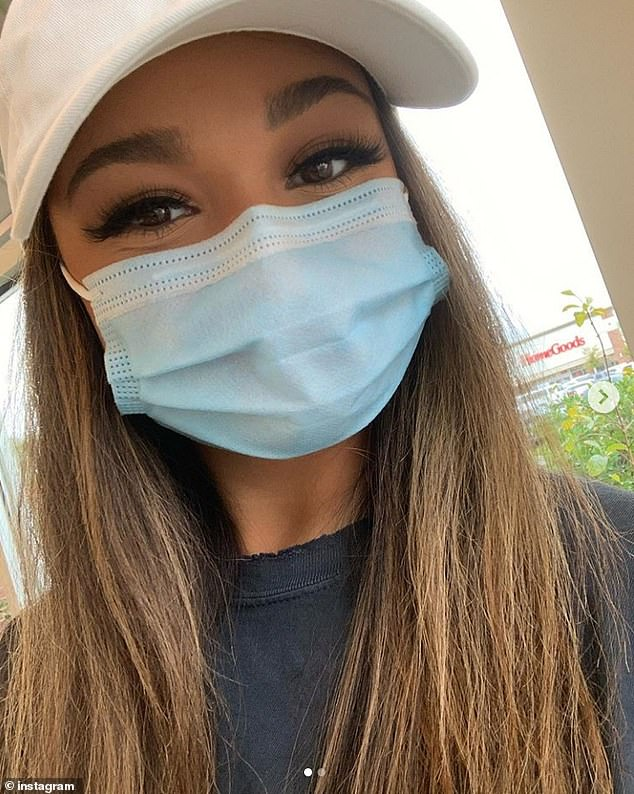 Outer Banks star Madison Bailey reveals how to flirt while wearing a face mask