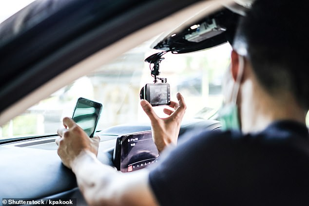 Over 21k dashcam clips of dangerous driving given to police in 2 years