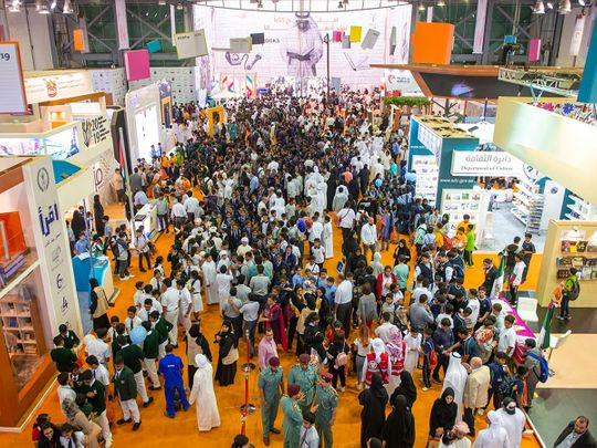 Over 300 international publishers to convene ahead of Sharjah International Book Fair