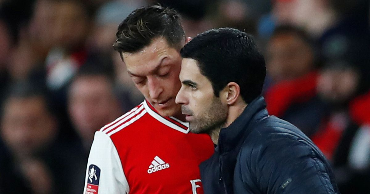"Ozil's ""unhealthy"" Arsenal problem for Arteta identified by pundit Keown"