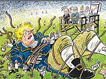 PAUL THOMAS on… Boris Johnson's SAGE war