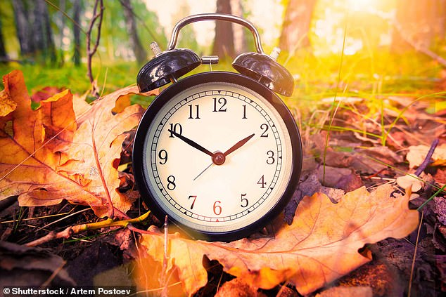 PETER HITCHENS: Let's turn back time – to when we didn't mess up our clocks
