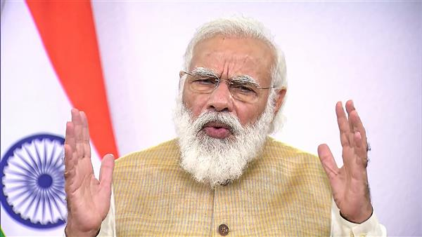 PM to launch 'Jan Andolan' for COVID-appropriate conduct