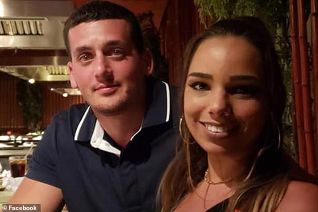 Parents of stock broker suspected of murdering his ex-girlfriend 'deleted texts off his phone'