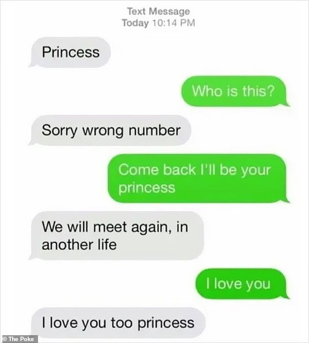 People reveal the hilarious exchanges they've had with someone who texted the wrong number