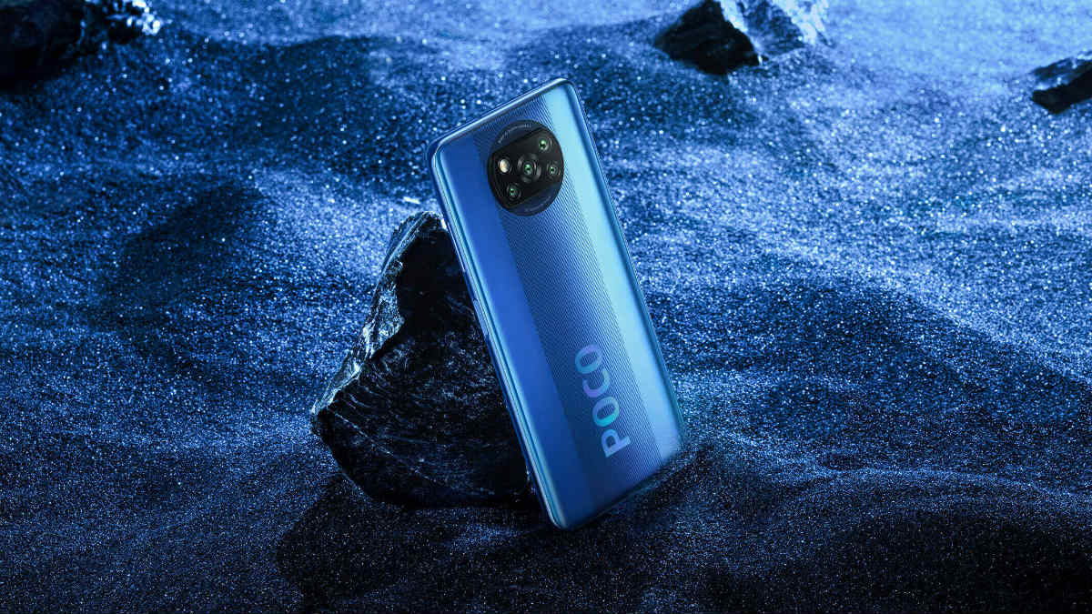 Poco X3 to Go on Sale Today at 12 Noon via Flipkart