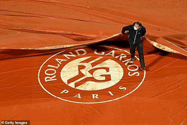 Police open investigation into alleged match-fixing during French Open women's doubles match