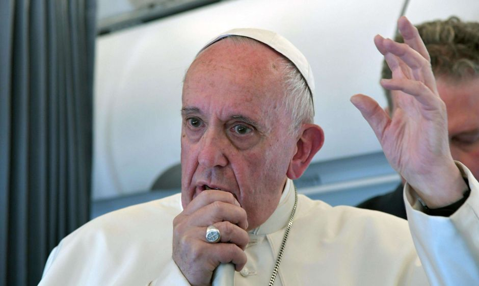 Pope Francis had already told Televisa that he supported civil unions for same-sex couples | The NY Journal