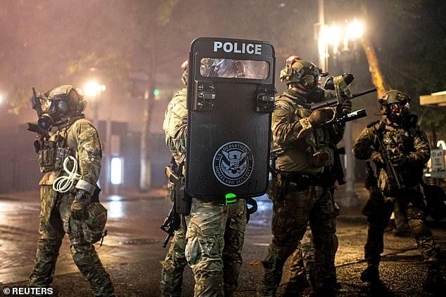 Portland and Oakland sue DOJ and Homeland Security for constitutional overreach
