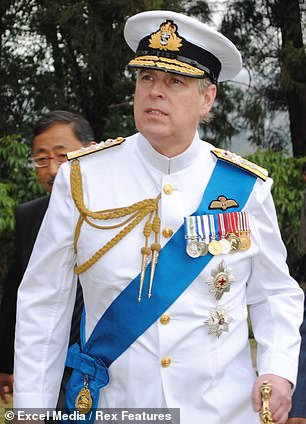 Prince Andrew 'could be sacked' as Commodore of Britain's most famous yacht club