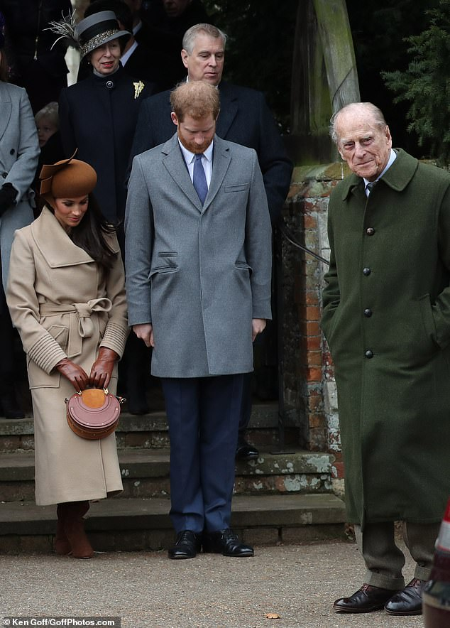Prince Philip's 'relationship with Prince Harry has not recovered', royal expert claims