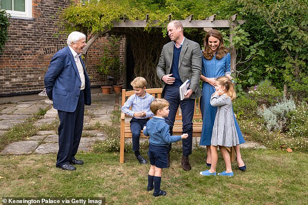 Prince William and Kate Middleton are 'empowering' their children, royal expert claims