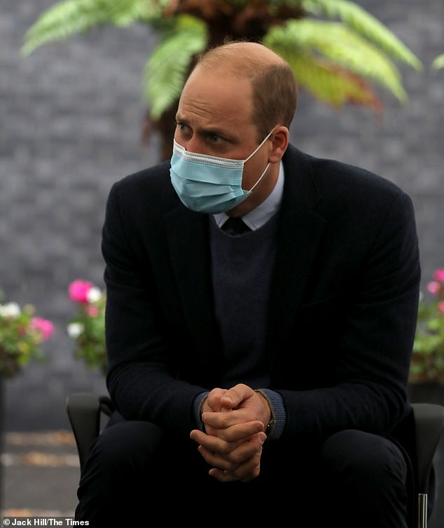 Prince William laments the 'unimaginable challenges' faced by cancer patients