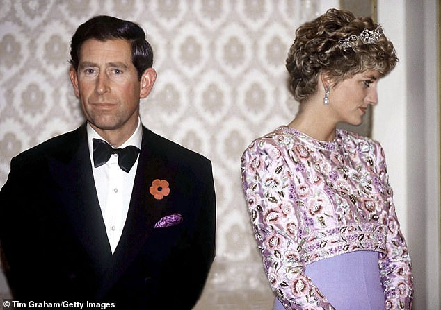 Princess Diana 'said Prince Charles should stand aside so William could succeed the Queen'