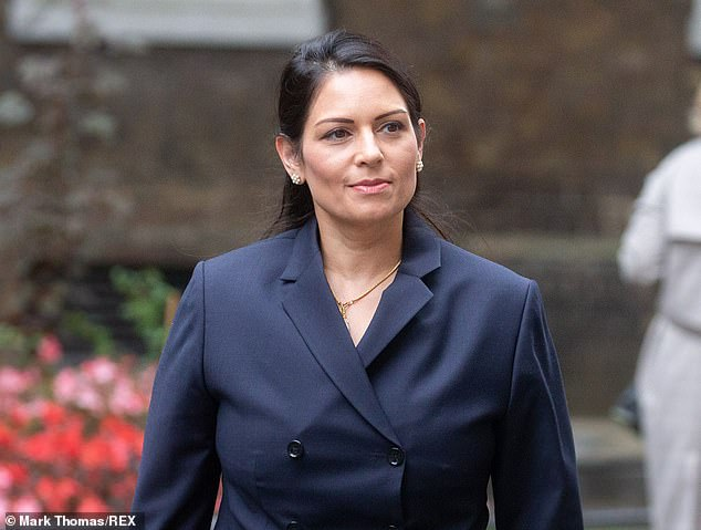 Priti Patel to deport homeless people who engage in 'low level' crimes